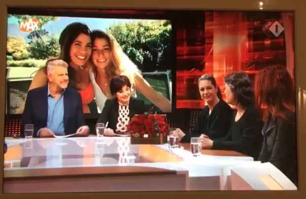 Normal is Over interview with Renee on National Dutch TV
